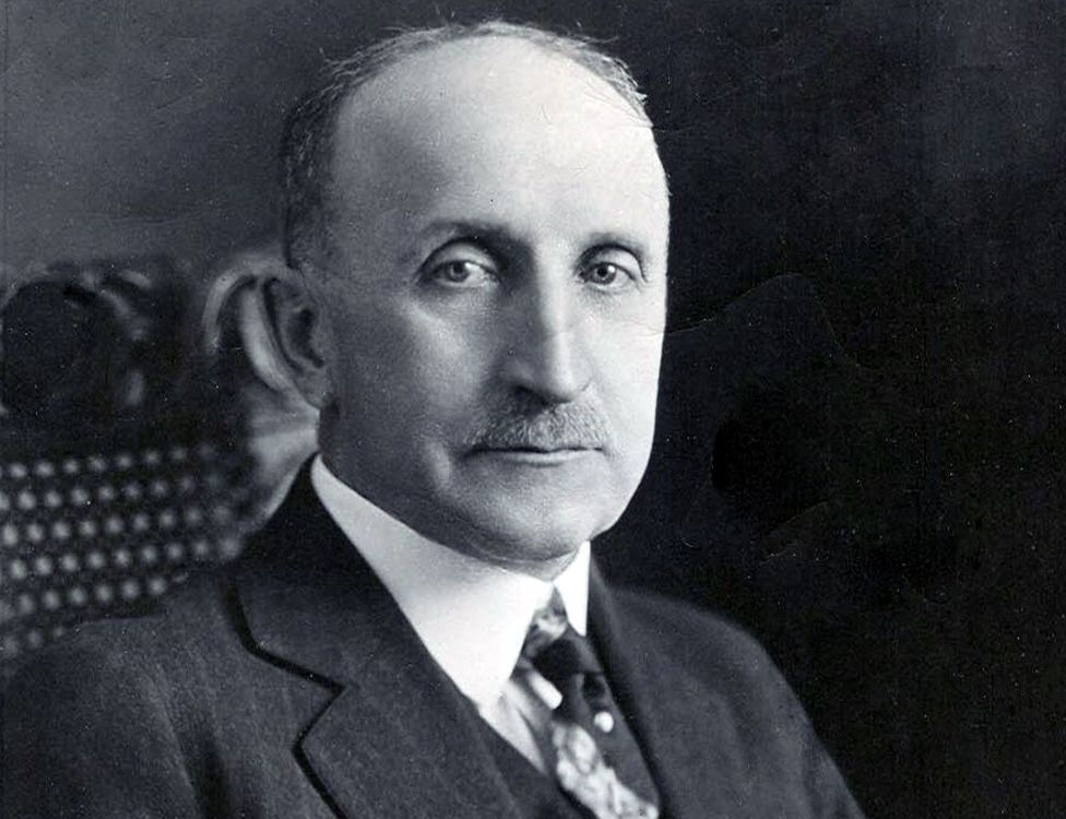 Charles Sumner Ward