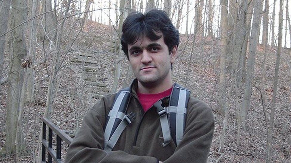 Saeed Malekpour: Web designer escapes life sentence in Iran
