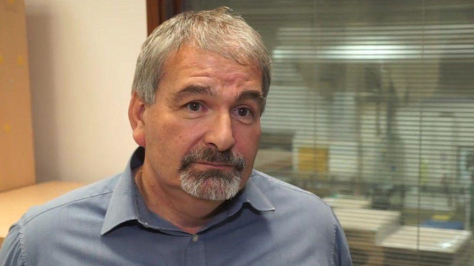Austin Sugarman, head of Fine Foods International,