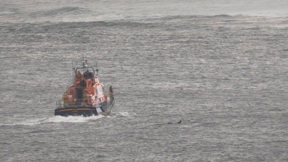Thuro lifeboat