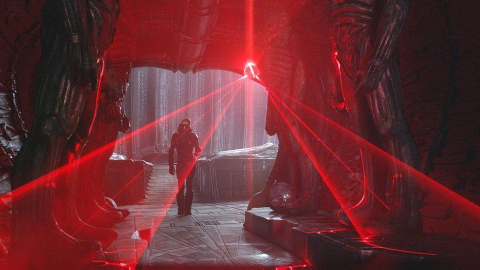 Scene from Prometheus
