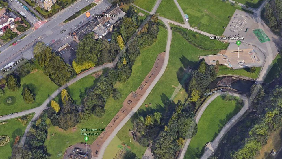 """Friends of Millhouses Park said the beer garden would prompt """"safeguarding issues"""" because it overlooks a children's playground"""