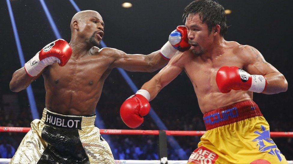 Mayweather invest in bitcoin