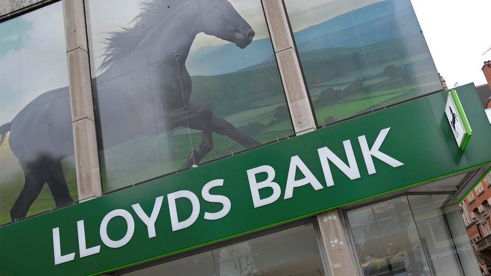 Lloyds Banking Group branch