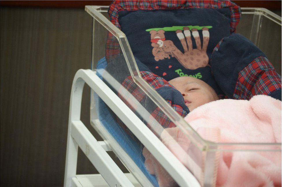 Picture of Pekanbaru baby Gibran