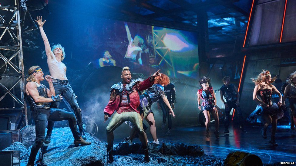 Bat out of Hell musical