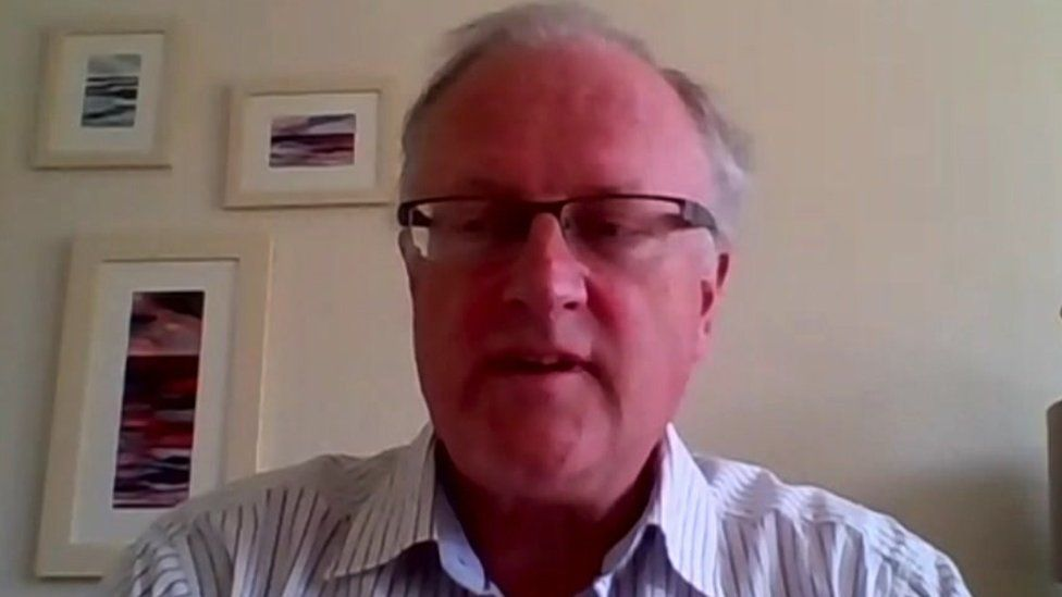 Councillor David Hitchiner