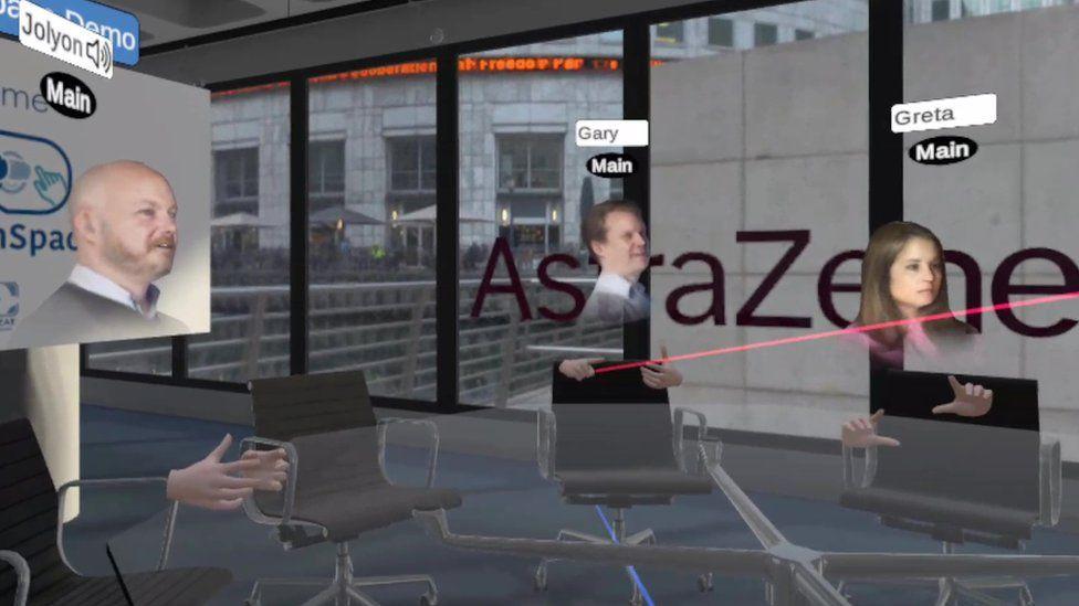 Box Bear VR Teamspace
