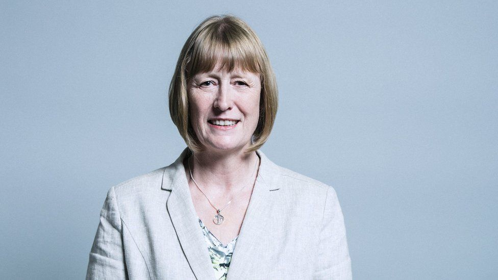 Joan Ryan, MP for Enfield North