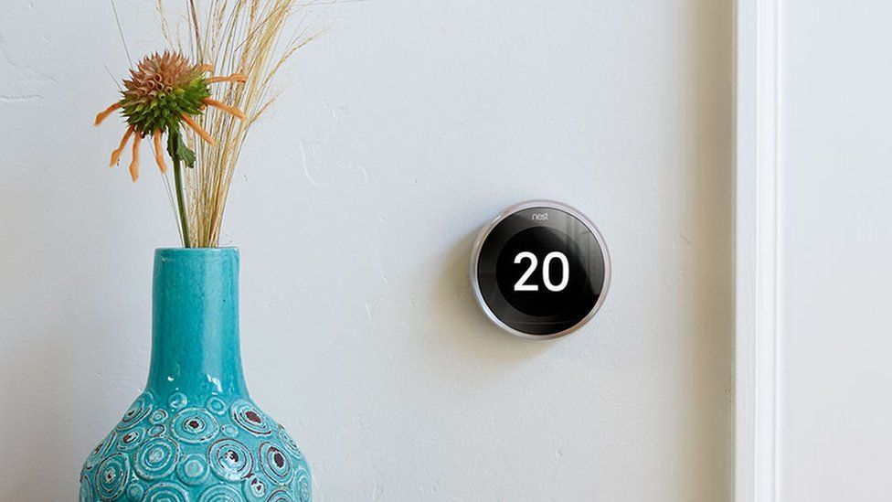 Google owns Nest, which makes a popular smart thermostat