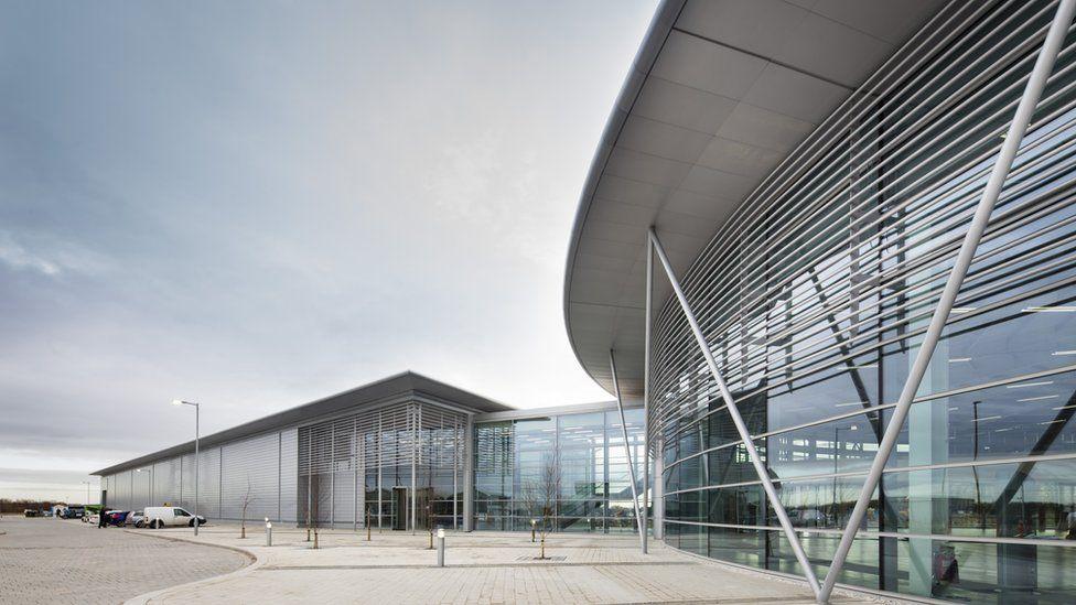 AMRC Factory 2050, Sheffield