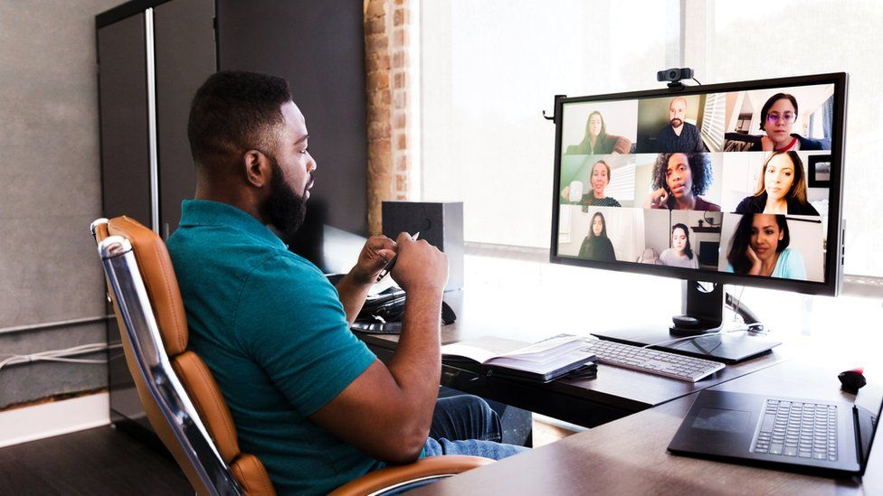 Video chat event