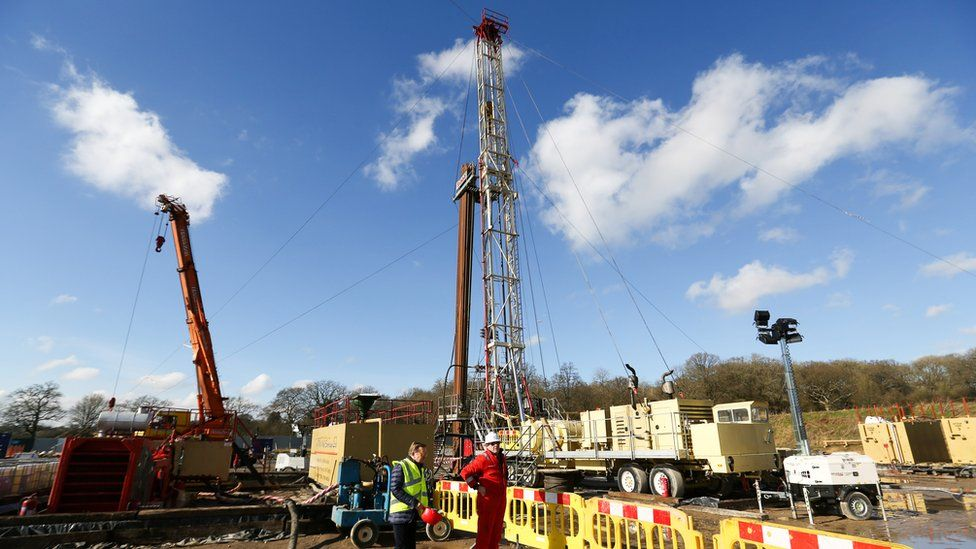 Drilling at Horse Hill