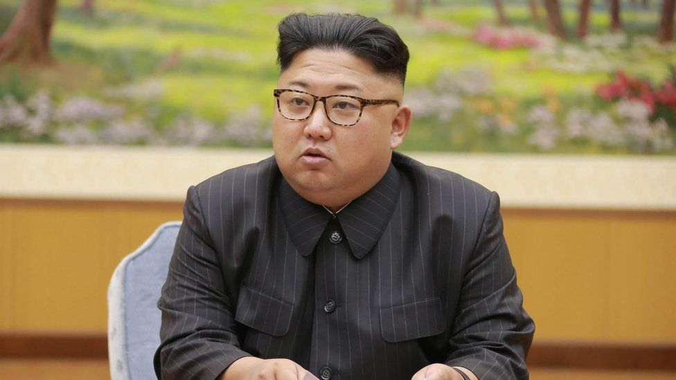 Picture of Kim Jong-un