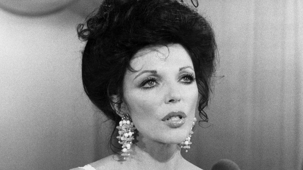 Joan Collins in 1978