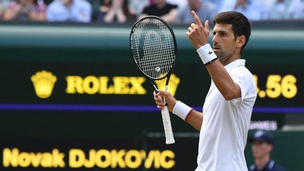 Wimbledon 2019: Novak Djokovic gana su 16 Grand Slam al vencer a Roger Federer en la final más larga de la historia
