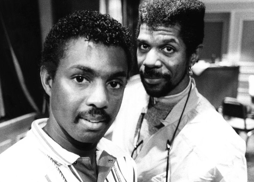 Robert (left) and Ronald Bell