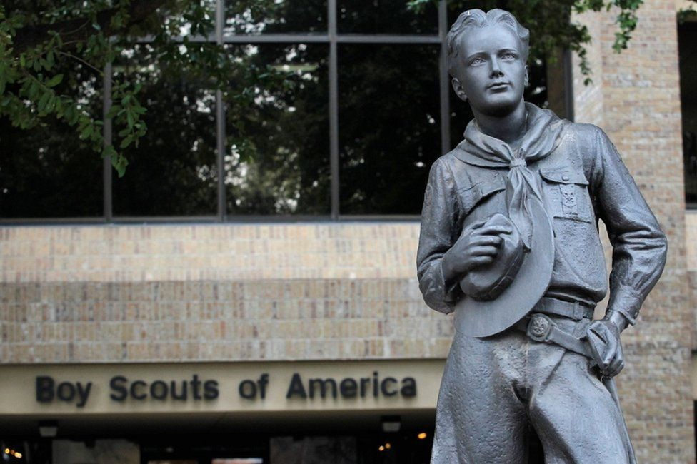 Boy Scouts of America headquarters in Irving, Texas