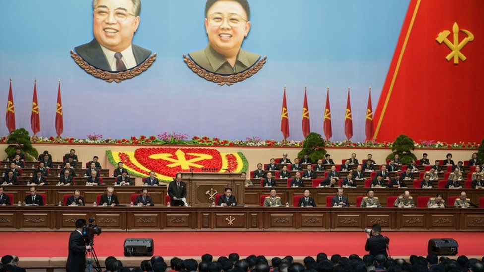 North Korea's ruling party held a rare congress in May 2016
