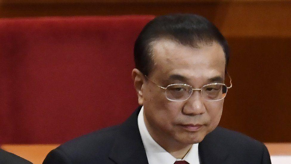 China's Premier Le Keqiang