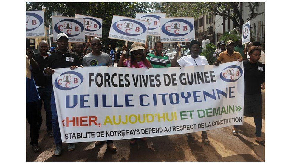 De nombreuses arrestations ces derniers jours en Guinée