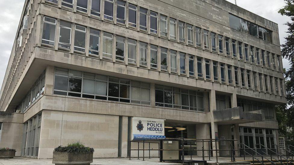 Cardiff Coroner's Court