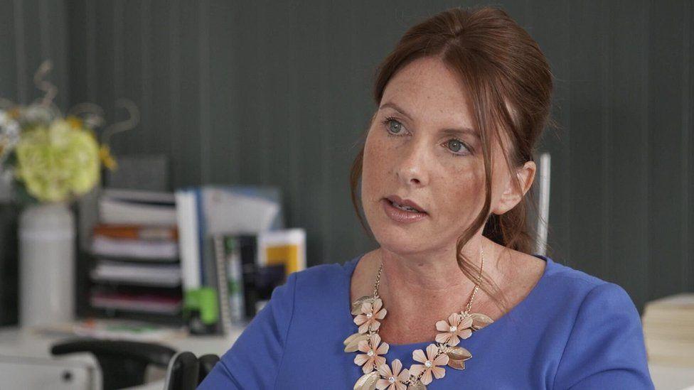 MP Trudy Harrison