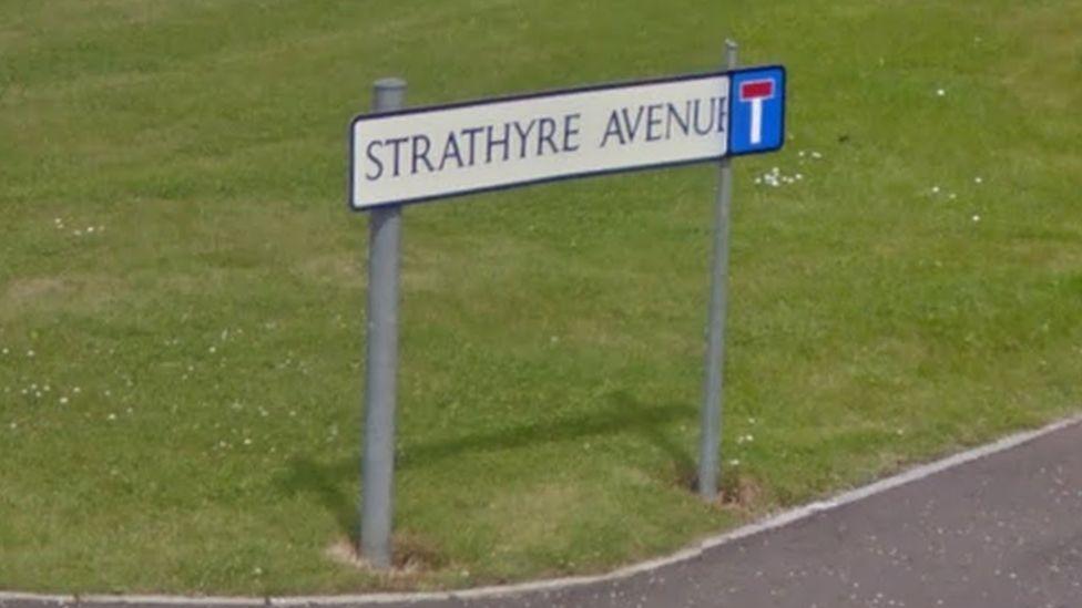 Strathyre Avenue