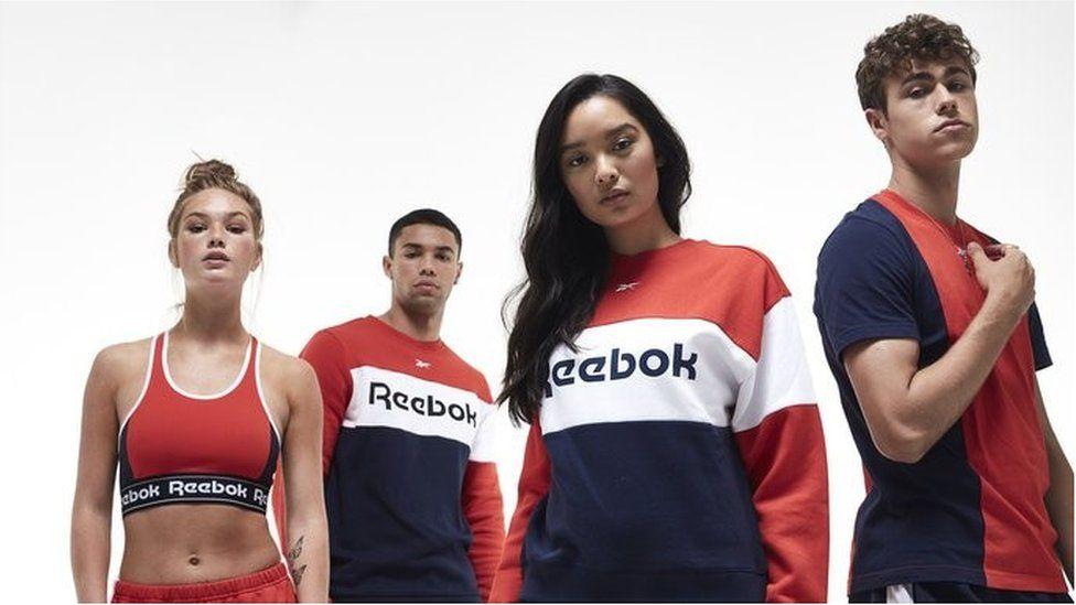 Reino Cadena Representar  Adidas considers selling off its Reebok brand - BBC News