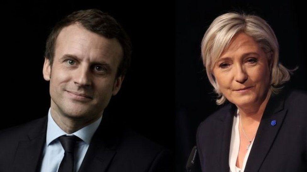 """Deux candidats """"anti-système"""" pour l'Elysée"""