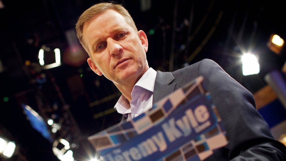Jeremy Kyle Show: MPs criticise 'irresponsible' ITV over lie detectors