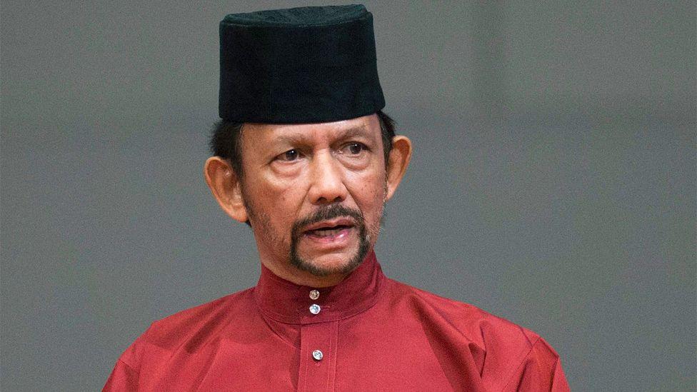 The Sultain of Brunai
