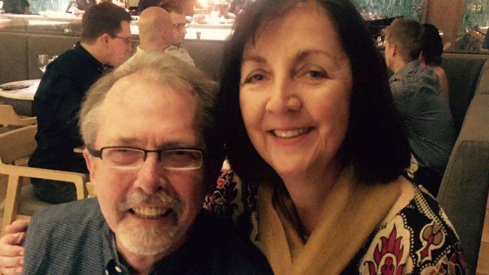 Roger and Christine Solik