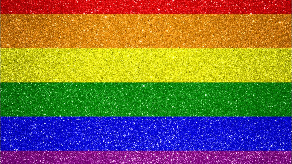 The organisers of a 'Straight Pride' event have called in the bomb squad over glitter