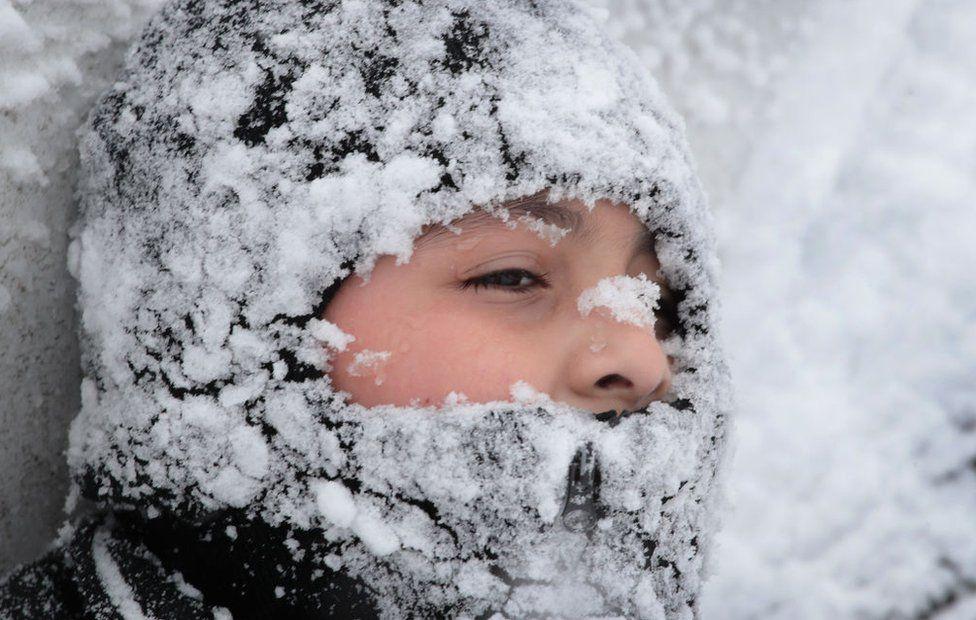 682e8e481 Ola de frío ártico y nieve en Estados Unidos  los peligrosos efectos sobre  el cuerpo de las temperaturas extremadamente bajas - BBC News Mundo