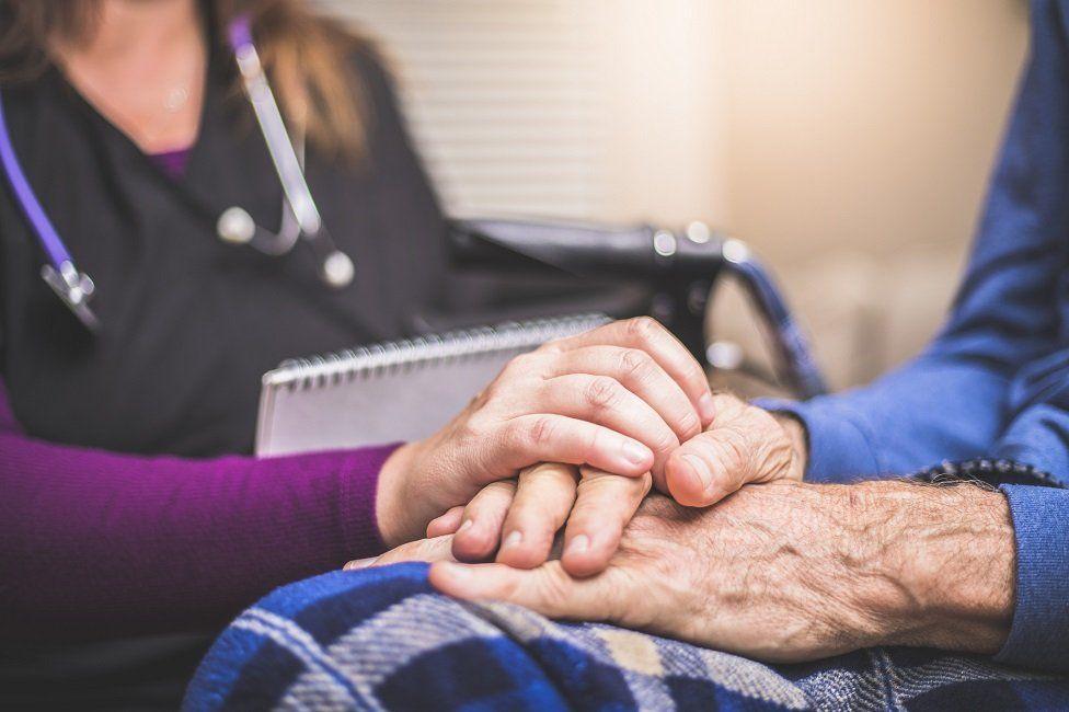 Dementia patients with medic