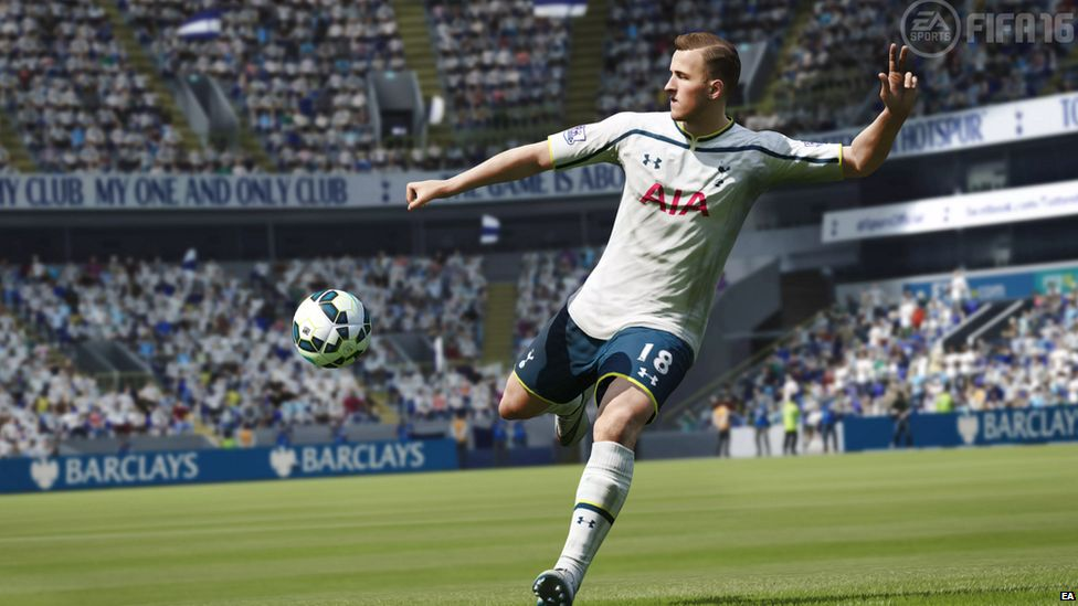 FIFA game play