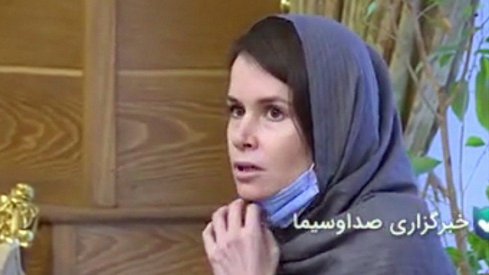 Kylie Moore-Gilbert on Iranian state media
