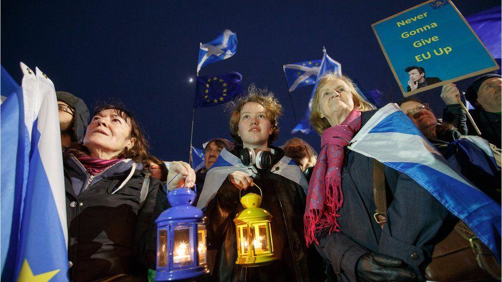 Edinburgh rally