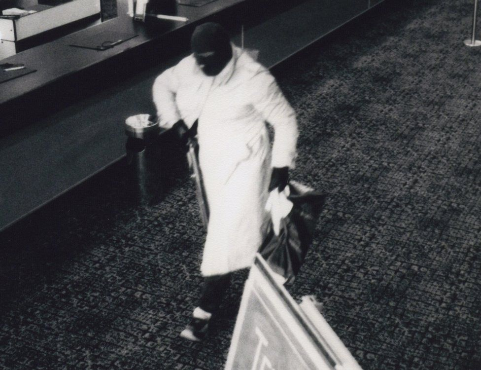 Pecotic during an armed robbery