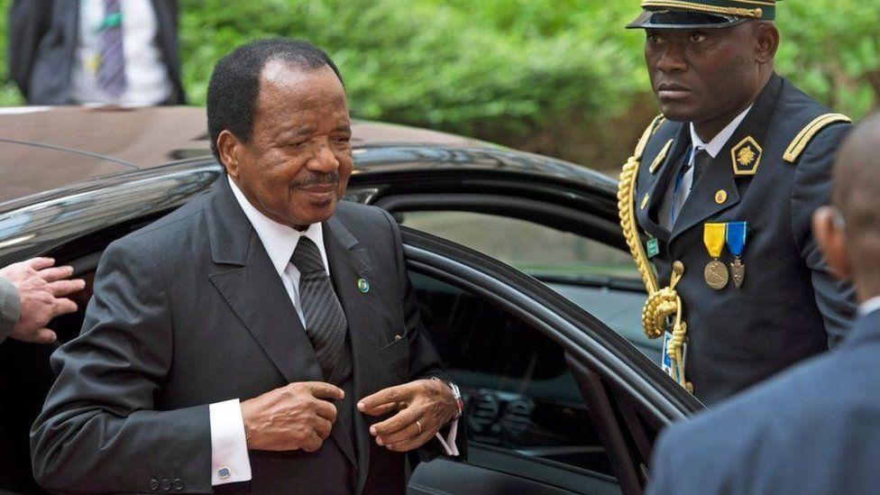 Biya Président Cameroun
