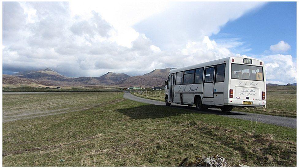Bus an Uibhist