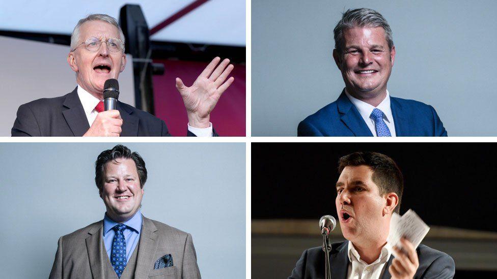 Hilary Benn, Stuart Andrew, Alec Shelbrooke, Richard Burgon