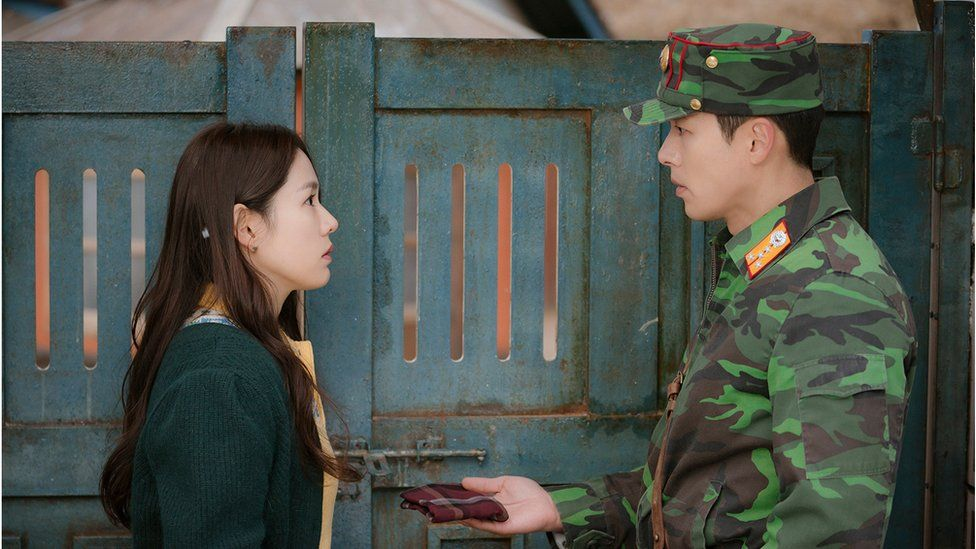 Son Ye-jin and Hyun Bin