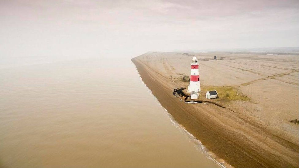 Orfordness lighthouse
