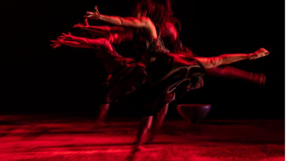 A ballet production