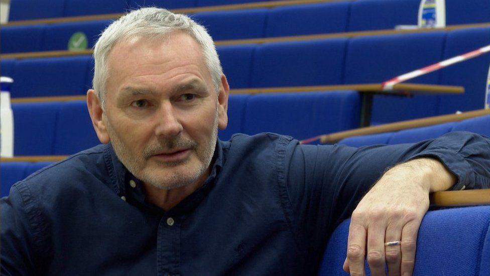 Prof Phillip Brown