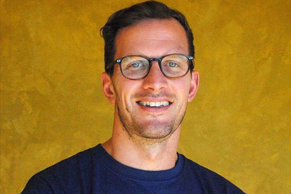 OkHi founder Timbo Drayson