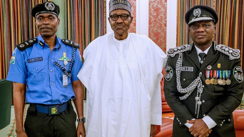 New IG of Police: President Muhammadu Buhari don appoint AIG