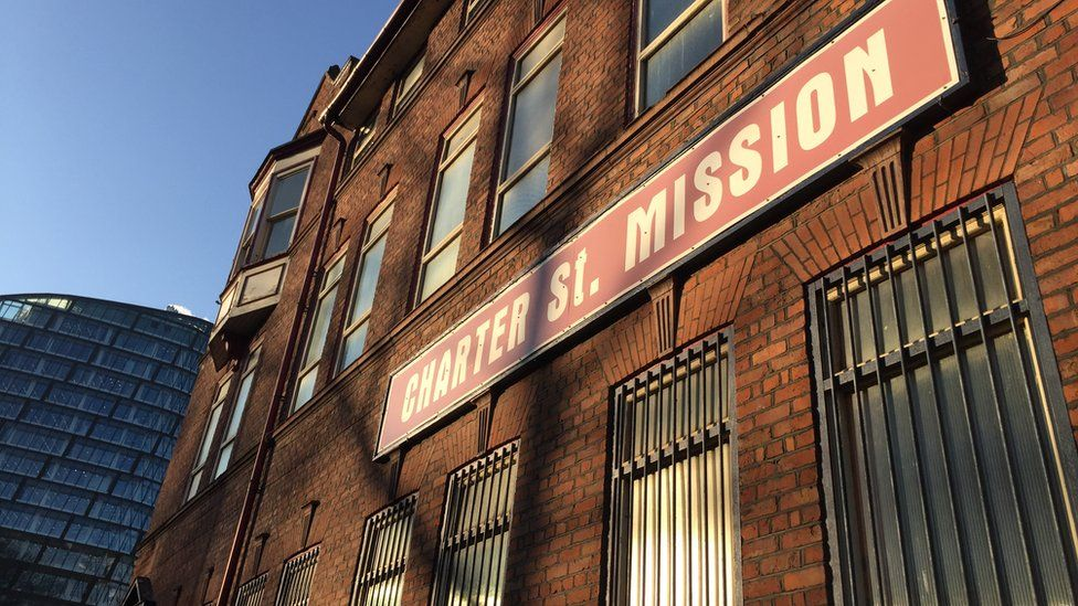 Charter Street Mission
